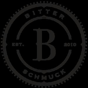 Bitterschmuck - bitterschmuck logo black