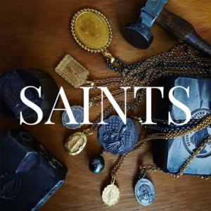 Bitterschmuck - SAINTS cover 1